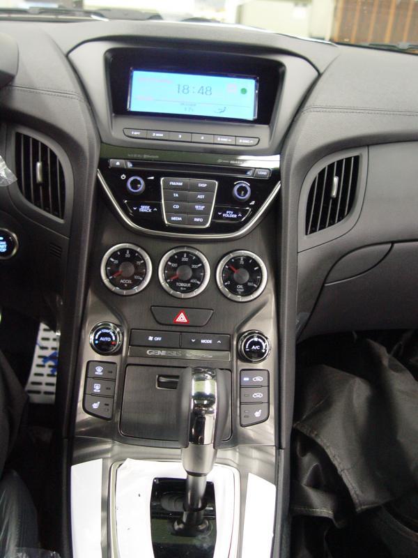 Scooped 2013 hyundai genesis coupe interior 2 korean cars - 2013 hyundai genesis coupe 2 0 t interior ...